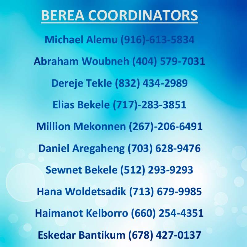 Berea International Seventh-day Adventist Church - Home ...